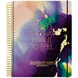 The Desire Map 2019 Weekly Planner by Danielle LaPorte (Purple and Green)