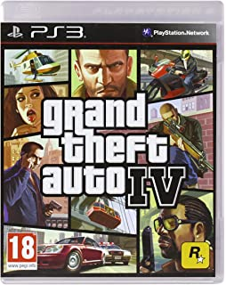 Buy GTA IV (PS3) Online at Low Prices in India | Rockstar Games