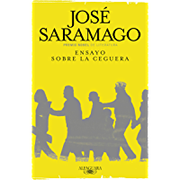 Ensayo sobre la ceguera (Spanish Edition) book cover