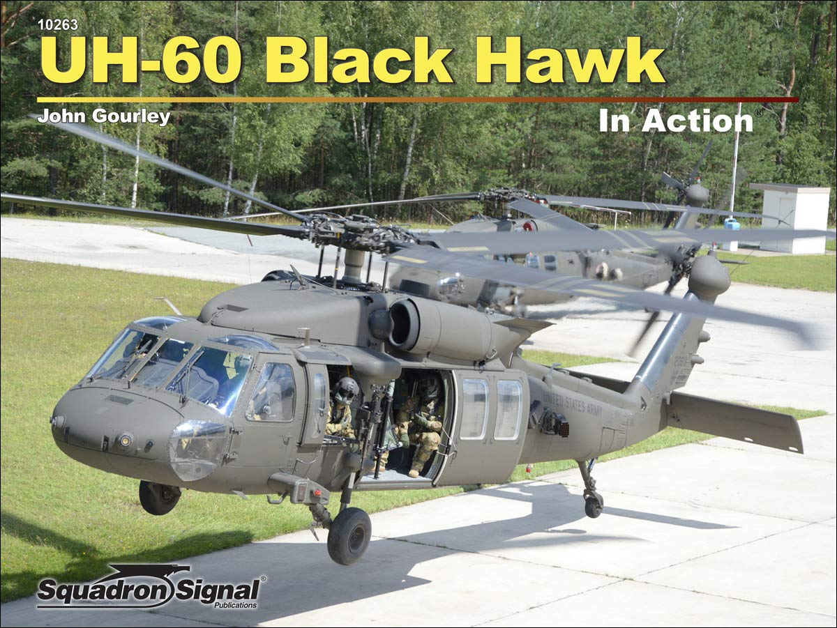 Uh 60 Black Hawk in Action