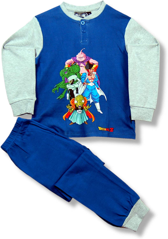 Toei Animation Dragon Ball Z Fuerzas Bobbidi-Pijama Conjunto ...