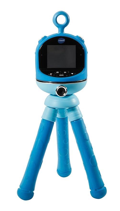 VTech Kidizoom Flix Bleu - electrónica para Niños (5 Año(s), 12