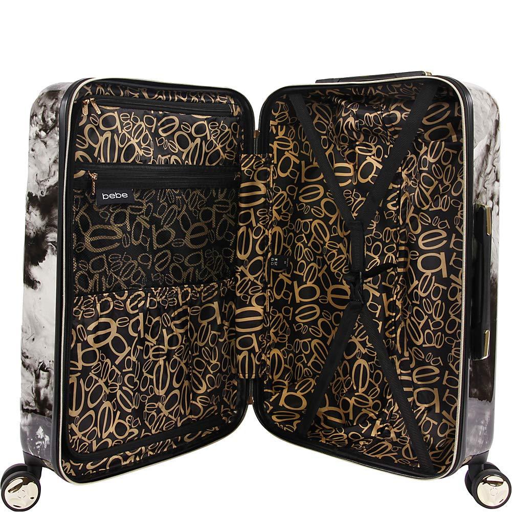 Amazon.com: BEBE Teresa - Juego de 3 maletas giratorias), BE ...