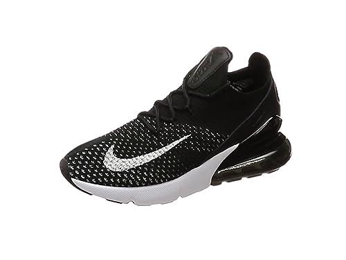 finest selection c0b4f 75368 Nike - Basket Femme W Air Max 270 Flyknit Ah6803-001 Noir - Couleur Noir