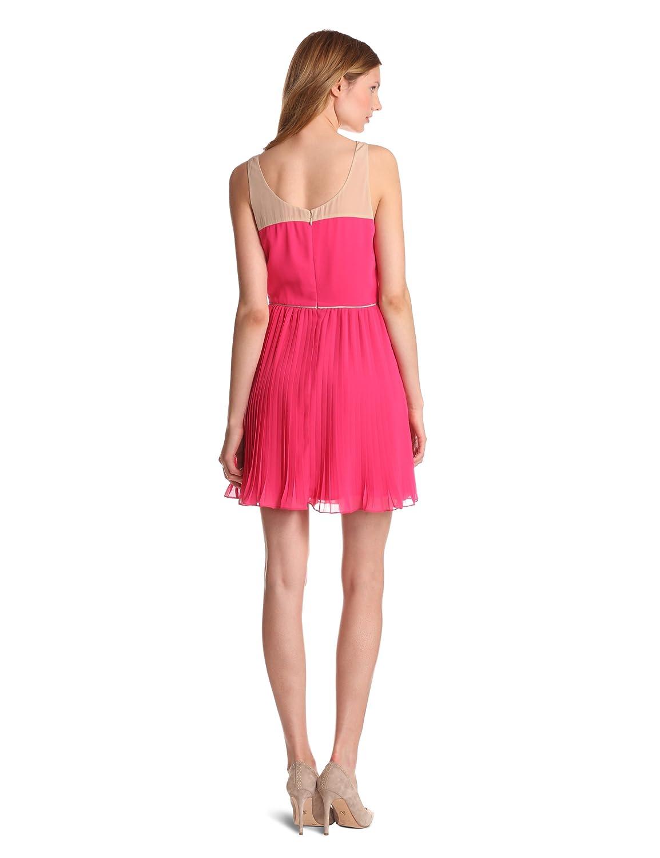 2e6e0364614 ERIN erin fetherston Women s Chiffon Piped Pleat Dress