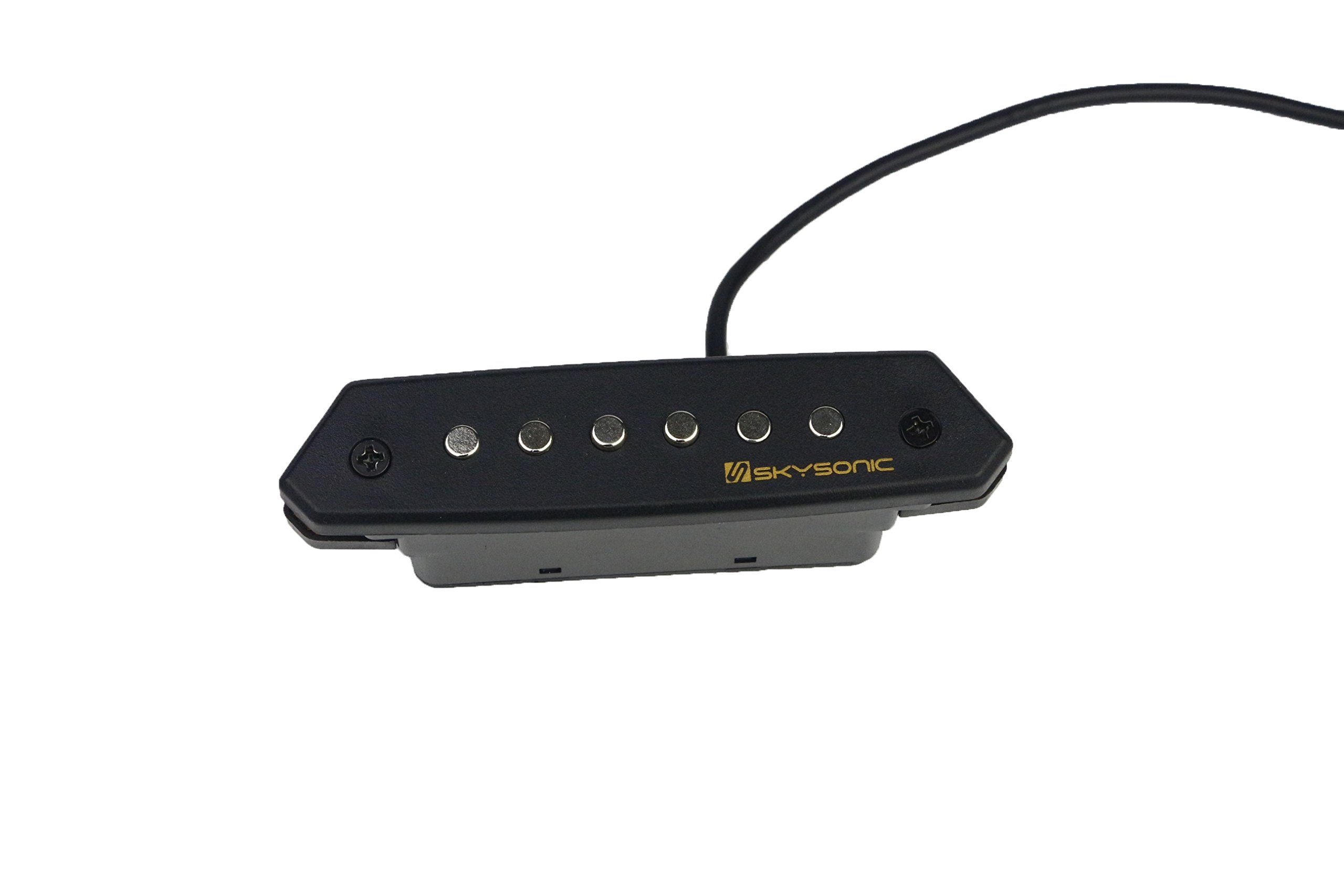 Skysonic Passive Acoustic Guitar Sound hole Pickup Humbucker A-710