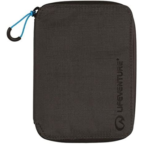 recognized brands excellent quality many styles Lifeventure (Grey), RFiD Protected Mini Travel Wallet Unisex-Adult ...
