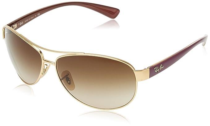 b5aa75a21ab Ray-Ban Unisex-Adult s RB3386 112 13 Sunglasses