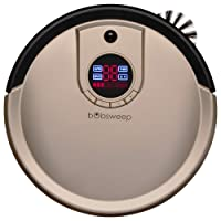 bObsweep Standard Robotic Vacuum, Circle D 13.8, Champagne