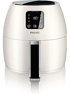 Black Fryer Philips HD9240//94 Avance XL Digital Airfryer 2.65lb//3.5qt