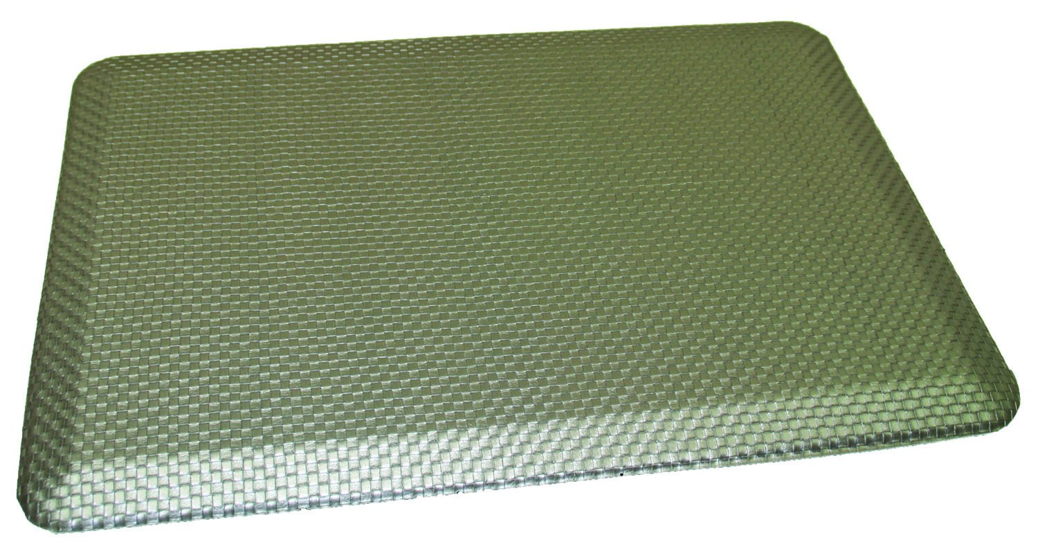 Rhino Mats CCP-3660-SP-Shark Comfort Craft Premium South Park Houseware Anti-Fatigue Mat, 3' Width x 5' Length x 3/4'' Thickness, Polyurethane, Shark