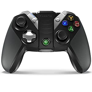 GameSir G4s – Gamepad Bluetooth, Wireless Gamepad di 2.4GHz, Compatibile per Android Smartphone/ Tablette, Windows PC, PS3, Smart-TV, Samsung VR ecc.