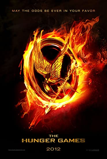 Pyramid America Hunger Games Teaser Poster, 22 by 34-Inch