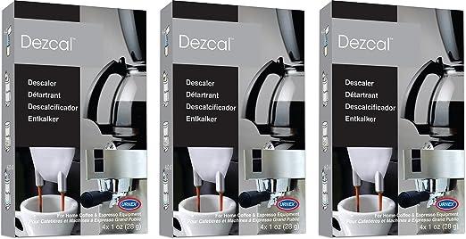 Amazon.com: Urnex Dezcal - Descalcificador y limpiador de ...