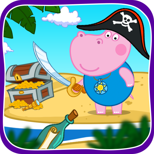 Pirate's Treasure Hunter - Hunter Treasure Pirate