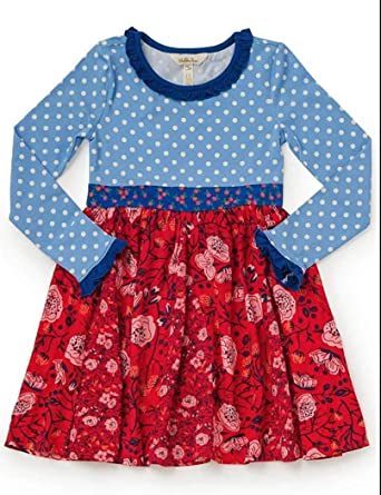 7888365d52596 Amazon.com: Matilda Jane Girls Nothing But Nice Dress (4): Clothing