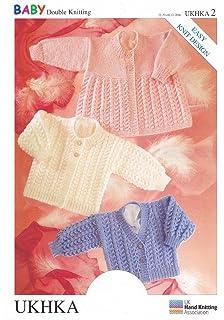 7203 Baby Knitting Pattern DK