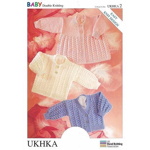 Easy Baby Knitting Patterns Amazon