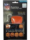 Carolina Panthers NFL Topperscot Team Logo Halloween Pumpkin Carving Kit