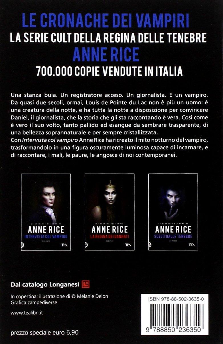 INTERVISTA COL VAMPIRO LIBRO PDF