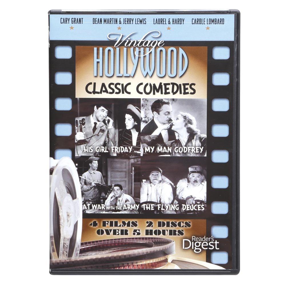 Vintage Hollywood: Comedies