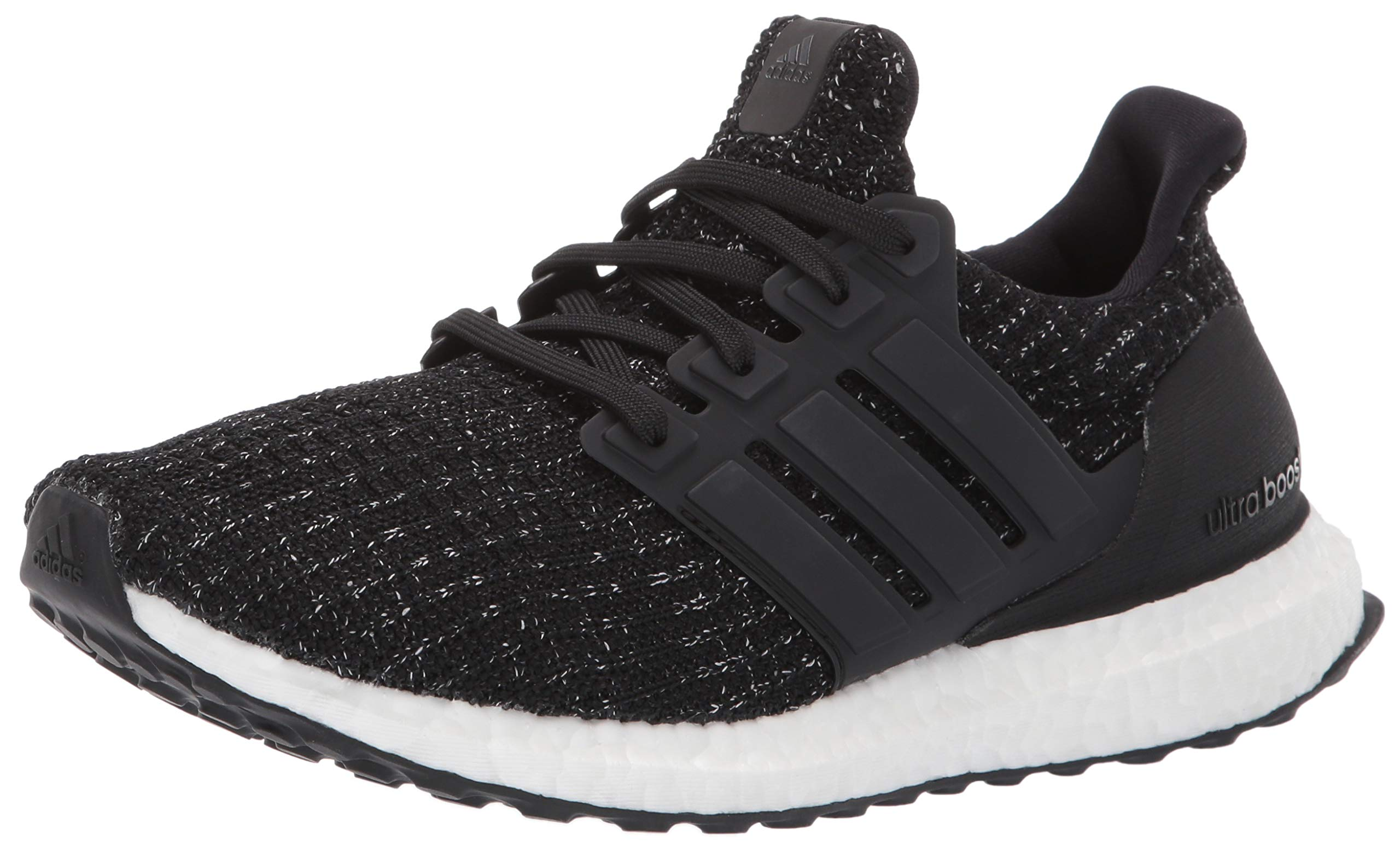 adidas Women's Ultraboost, black/black/white 1, 9 M US