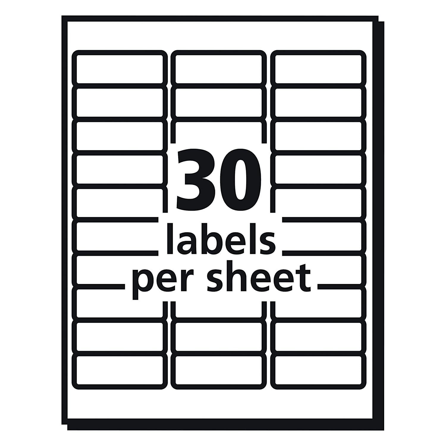 Avery 8460 address labels 1 argumentative essay on abortion pro avery template 5630 avery 5630 easy peel laser print mailing 71qze3z1kbl avery template 5630 pronofoot35fo Choice Image