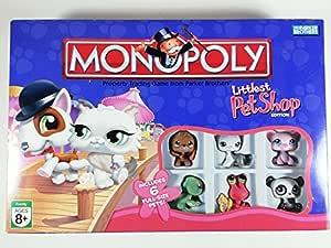 Amazon.es: Monopoly - Littlest Pet Shop Edition by Hasbro: Juguetes y juegos