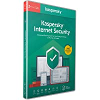 Kaspersky Internet Security 2018 | 3 Devices | 1 Year | PC / Mac / Android