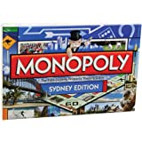 Winning Moves Sydney Monopoly Board Game