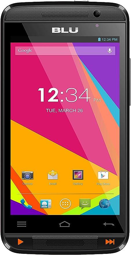 BLU Dash Music II Android 4.4 KK, 3.2MP / VGA: Amazon.es: Electrónica