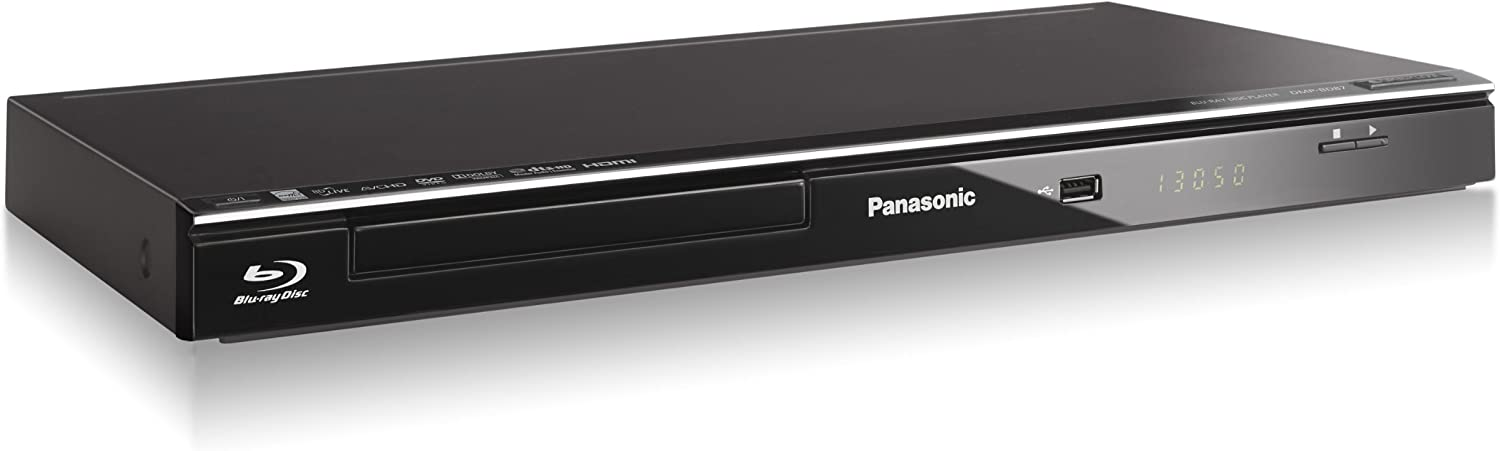 B00752R4S2 Panasonic DMP-BD87 Ultra-Fast Booting Blu-ray Disc Player 41AD2lcgXfL