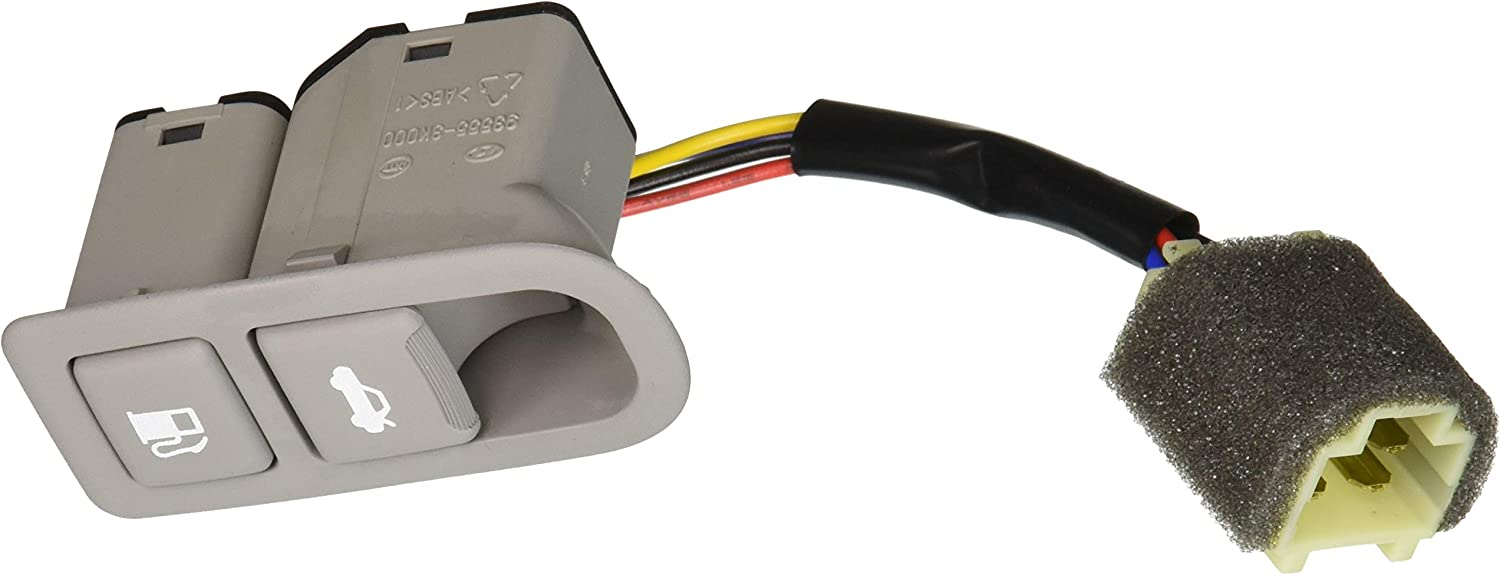 Genuine Hyundai 93555-3K000-QS Trunk Lid and Fuel Filler Door Switch Assembly
