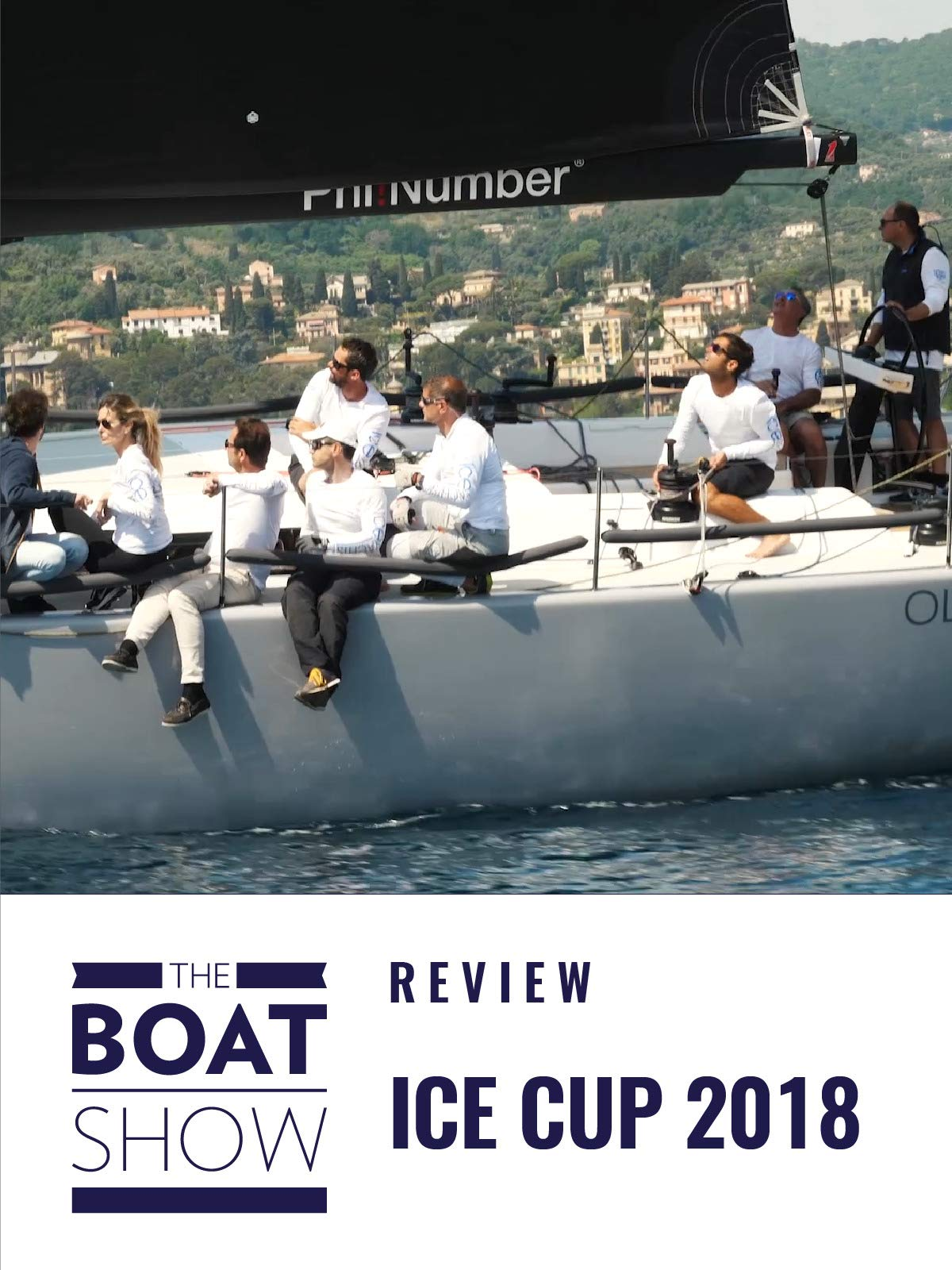 Clip: Ice Cup 2018 - The Boat Show