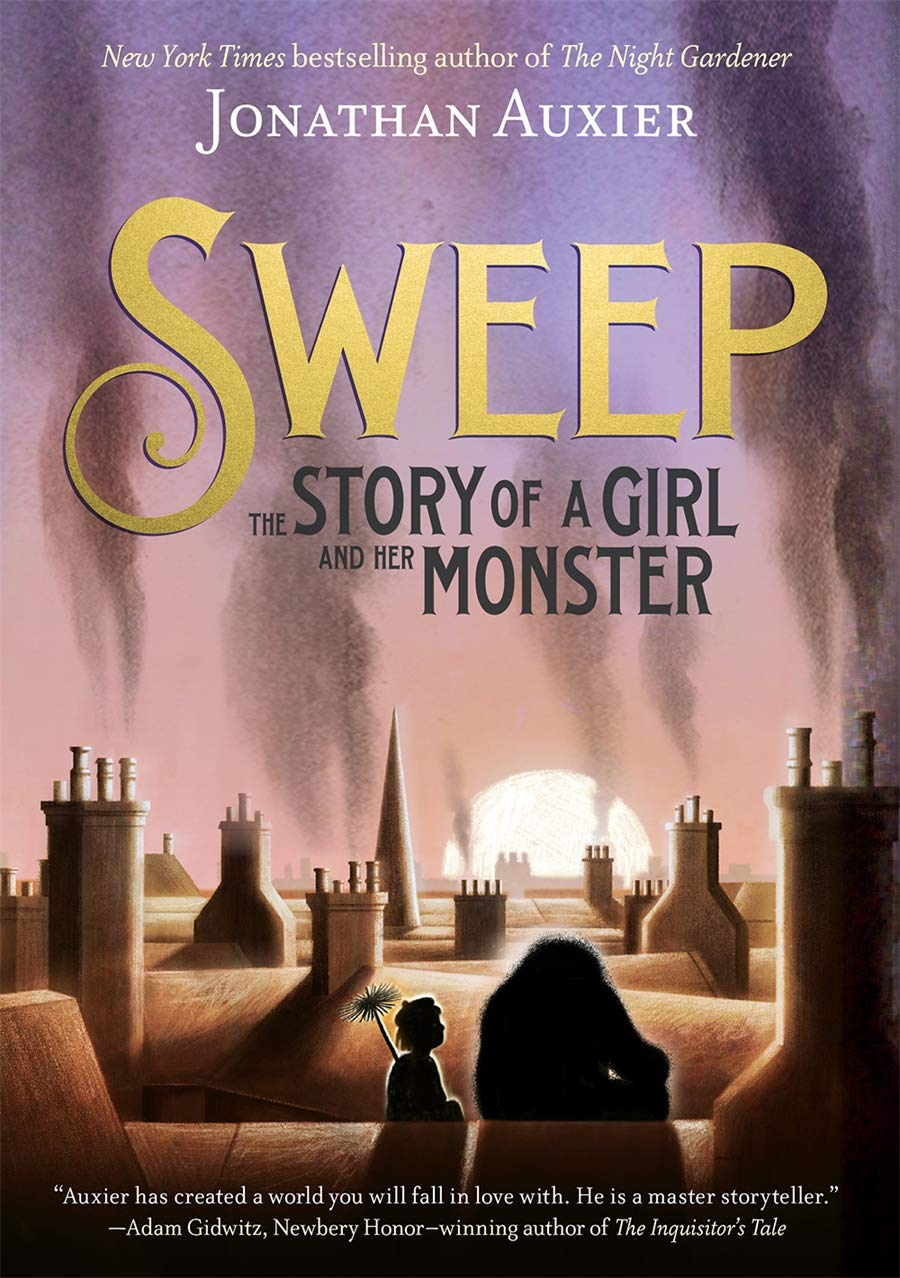 Sweep: A Story of a Girl and Her Monster