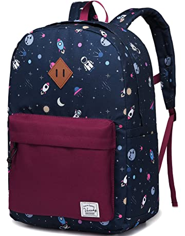 fbeb403ac9fd VASCHY Kids School Backpack Rucksack for Boys Girls Children s Backpack  Toddler Backpack Kindergarten Book Bag with