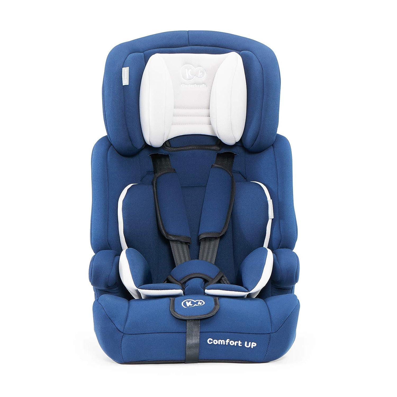 1 2 36 Kinderkraft Autokindersitz Dunkelblau Up Kg Comfort Kindersitz 9 3 Bis Gruppe Kinderautositz TlK1J3cuF