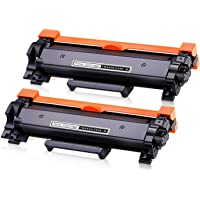 TN2450 TN-2450 with CHIP Toner Compatible for Brother HL-L2350DW MFC-L2750DW MFCL2710DW MFCL2713DW HLL-L2375DW(Black,2…