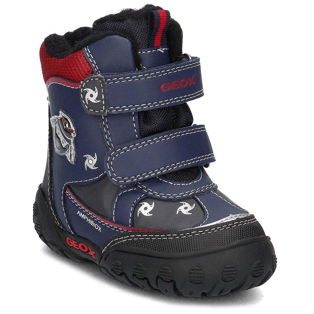 Geox B Gulp B ABX A, Chaussures Marche Bébé Garçon B6402A00050