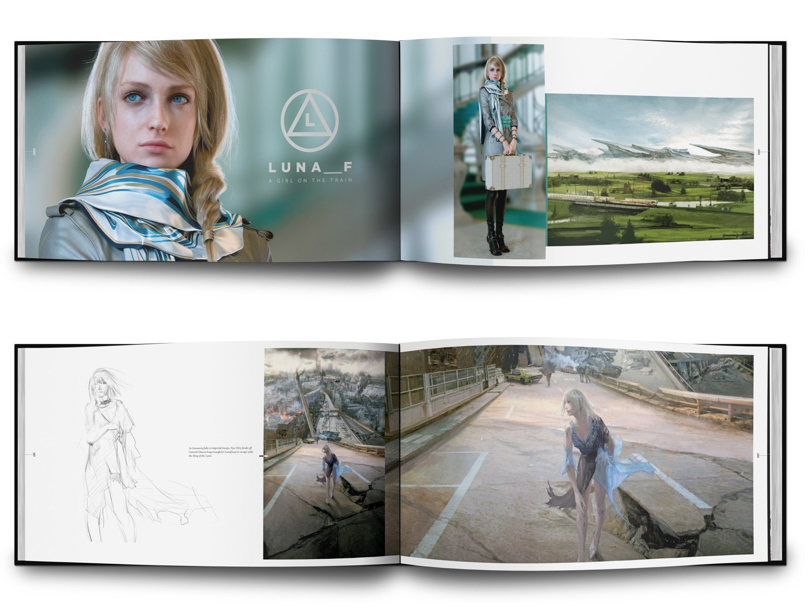 The Art And Design Of Final Fantasy Xv Book