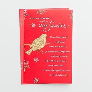 16 Religiöse Weihnachtskarten Urlaub Karten Box mit NIV scriputure ...