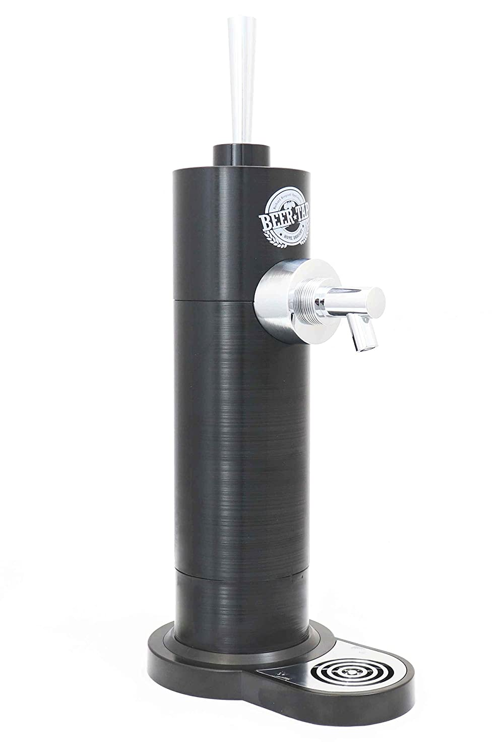 Beer Tap by Richard Bergendi Black Edition, The Home Draught Beer Pump - Home Beer Pump/Beer Tap BENEO