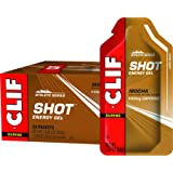 CLIF Shot Energy Gel Mocha (50mg Caffeine) 24x34g
