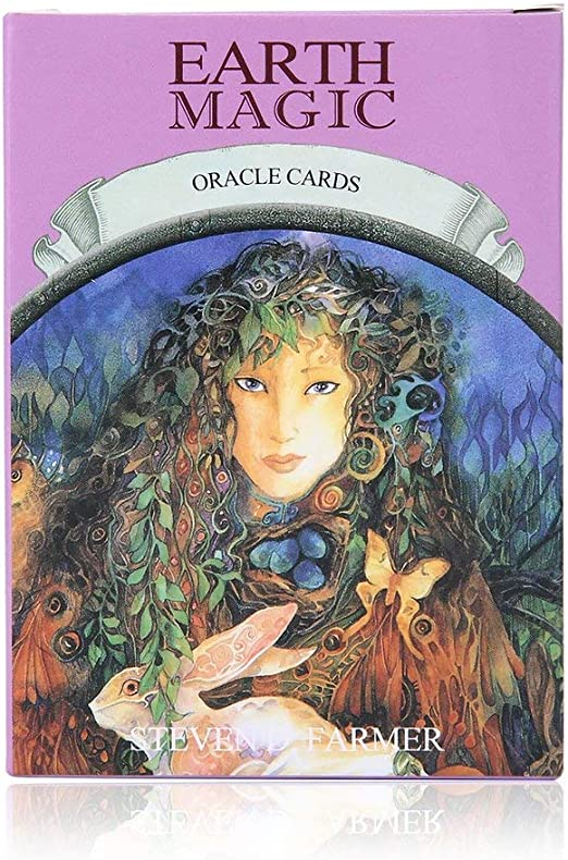 Magic Oracle Cards Read Fate Tarot Card Game para Uso Personal Juego De Mesa Un Mazo De 48 Cartas Y Una Guía: Amazon.es: Hogar