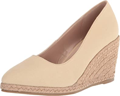 Closed Toe Wedge Pumps Shoes