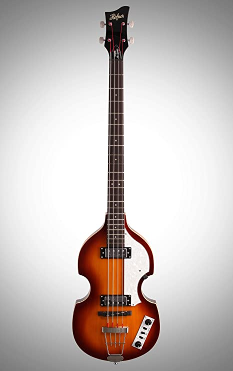 Hofner - Bajo Ignition Violin, sunburst: Amazon.es: Instrumentos ...