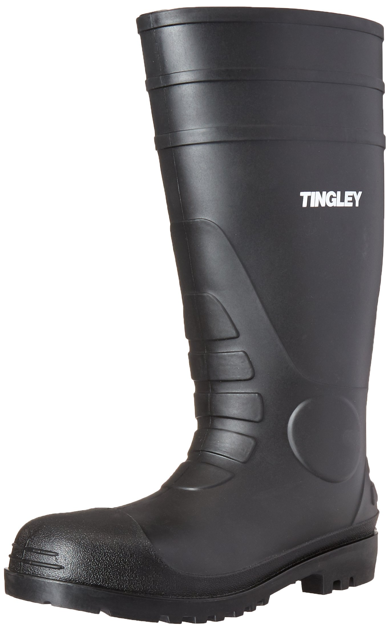 Tingley 31151 Economy SZ11 Kneed Boot for Agriculture, 15-Inch, Black by TINGLEY