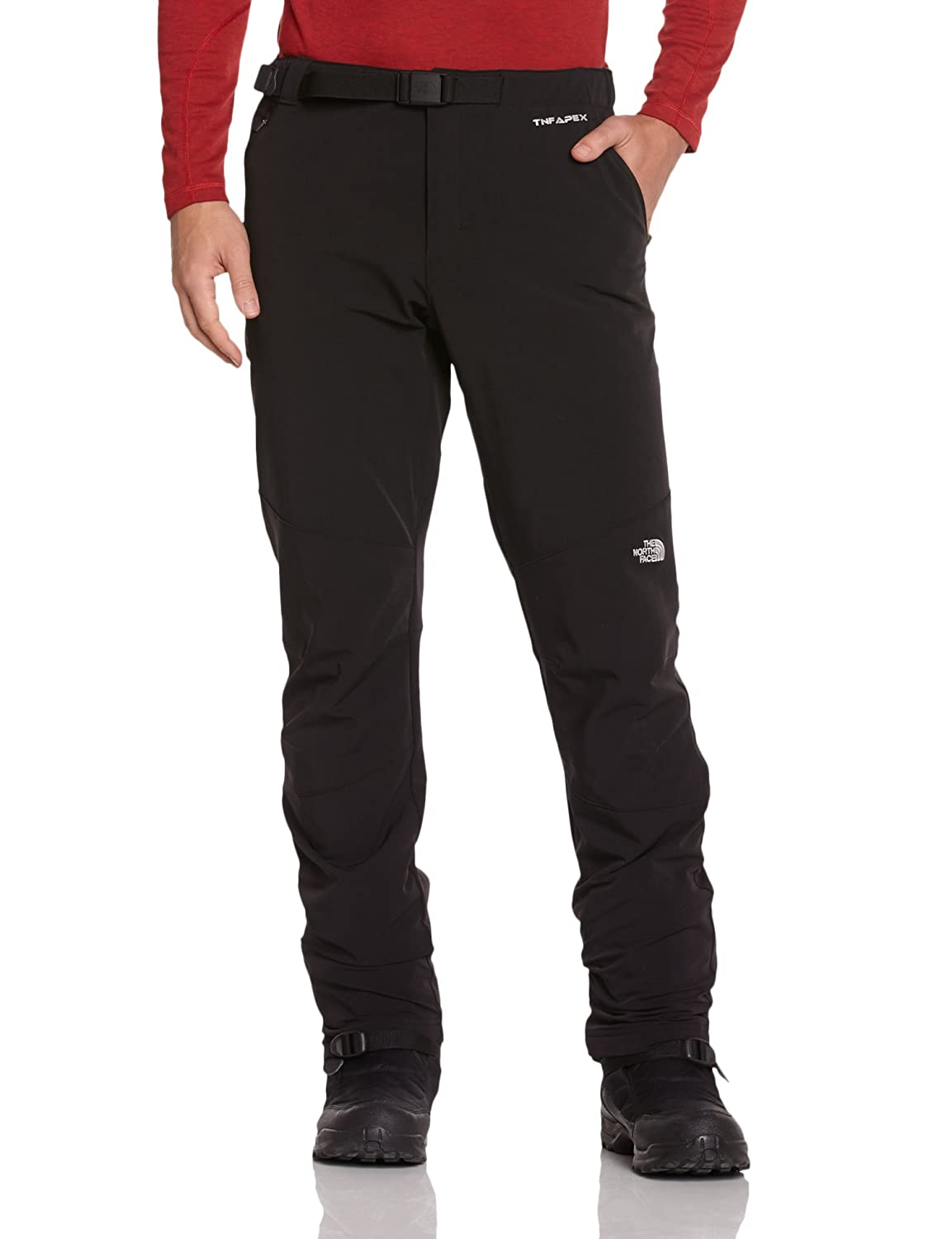 north face pantalones