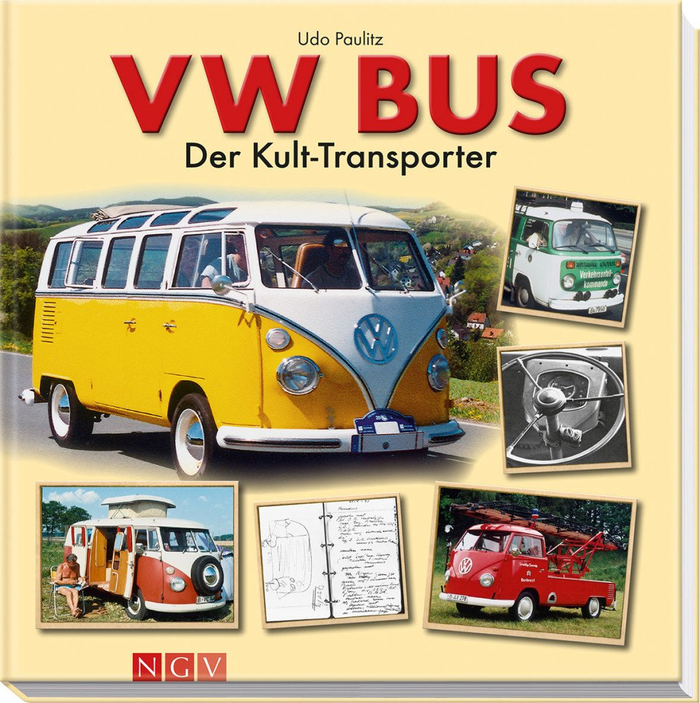 VW Bus: Der Kult-Transporter: Amazon.de: Udo Paulitz: Bücher