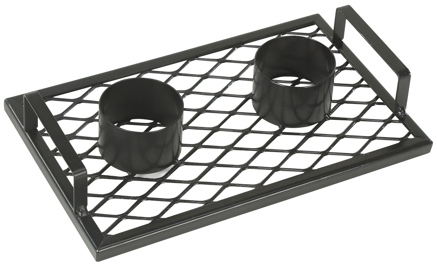 Stansport Double Happy Chicken Grill Cooker (15.5X8.5-Inch)
